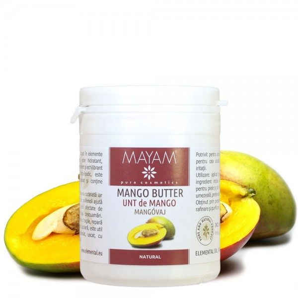 Unt de Mango
