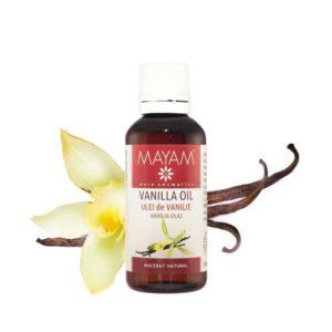 Ulei de vanilie