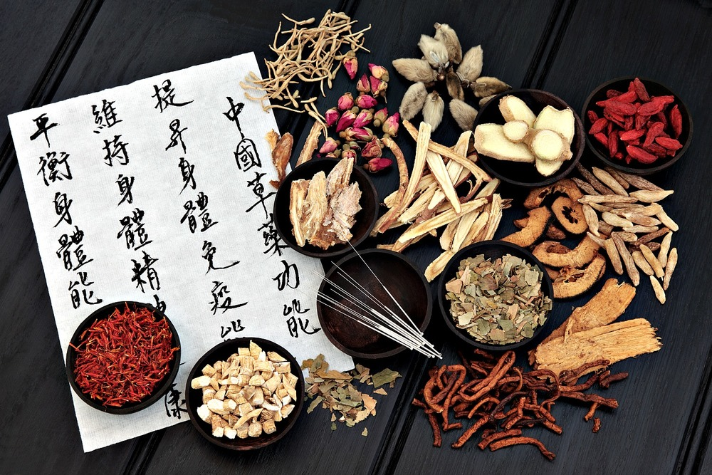medicina traditionala chinezeasca