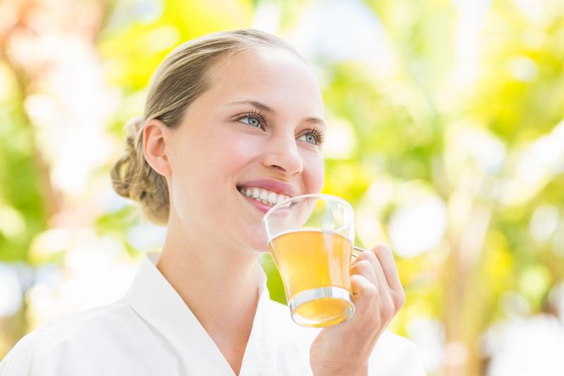 bea ceai verde