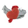 sapun hidratant in forma de inima